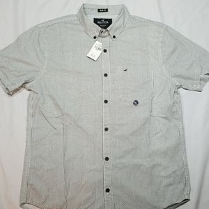 NWT Hollister small button down